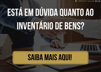 Inventário de Bens – Saiba mais!