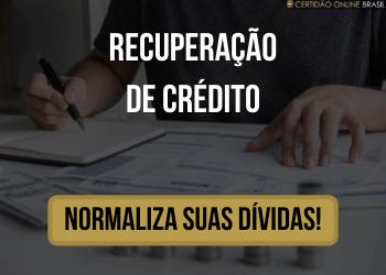 Recorra à Recuperação de Crédito e normalize suas dívidas!