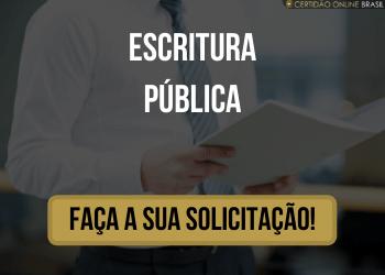 Escritura Pública: A importância desse documento ao adquirir um imóvel!